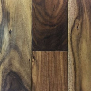Distressed engineered hardwood floors