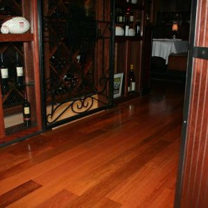 Brazilian cherry hardwood flooring Denver