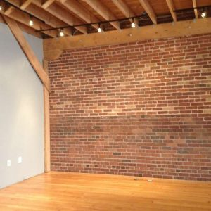 Wood celiing trim to match floors