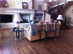 Hardwood flooring acoustic