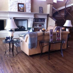 Sanding and refinishing your hardwood floors