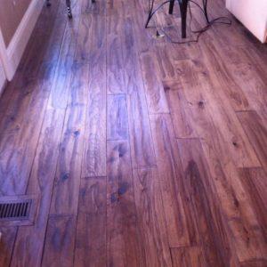 Spot fixing hardwood floors, protecting your Colorado hardwood floors