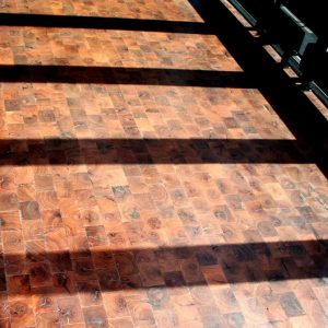Hardwood flooring solutions for hospitality industry