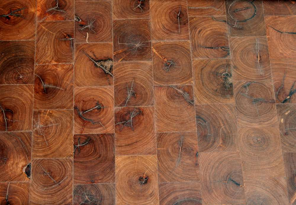 Wood block flooring for Colorado homes - Cost Effective Wood Block Or Parquet Flooring T & G Flooring