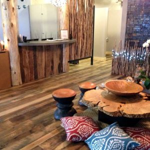 Wood wall treatments for the Colorado home