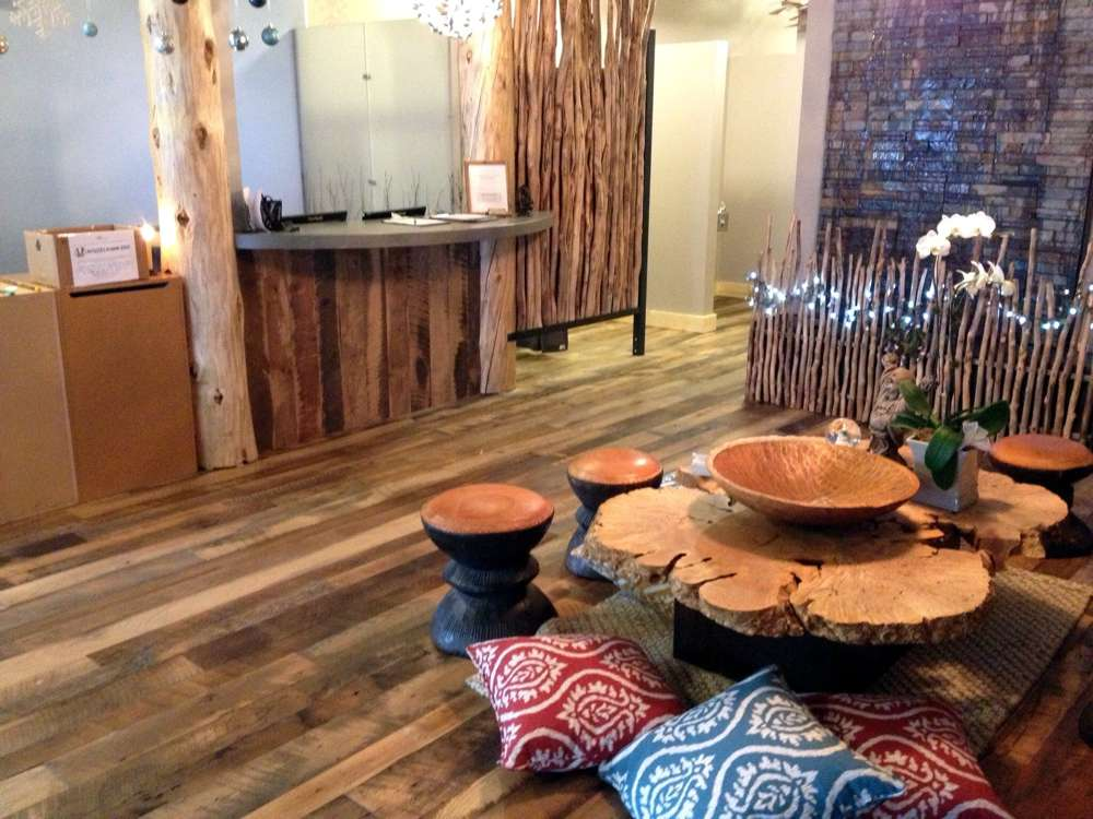 quality reclaimed flooring