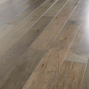 Gray is the number one hardwood flooring trend
