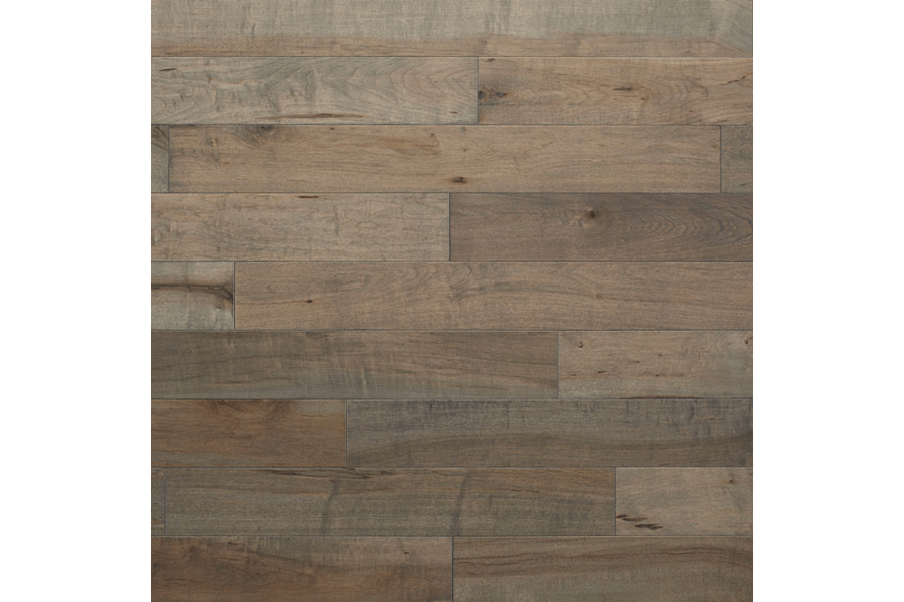 Types of hardwood floor Cannon Beach oak sample