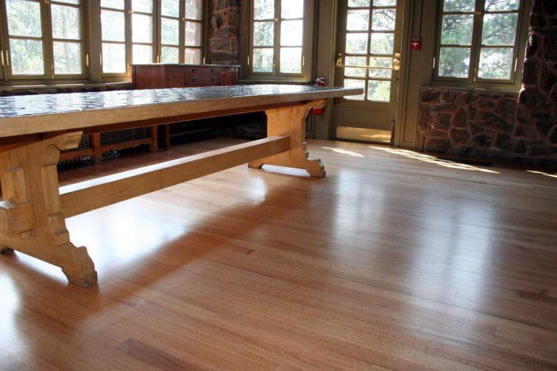 Pros of engineered hardwood flooring