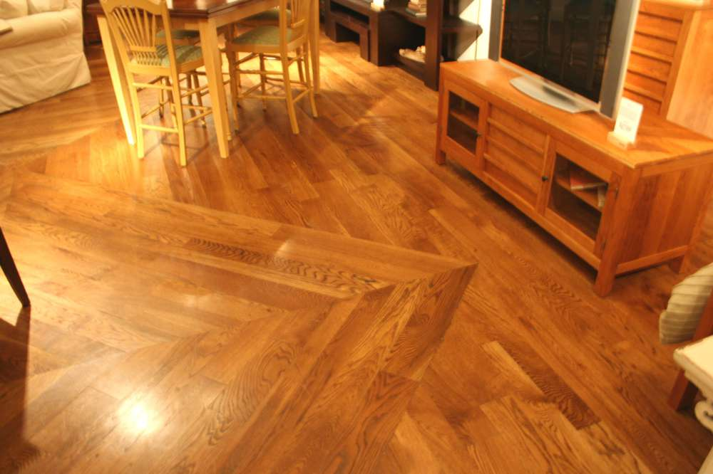 reclaimed hardwood floors by T&G Flooring