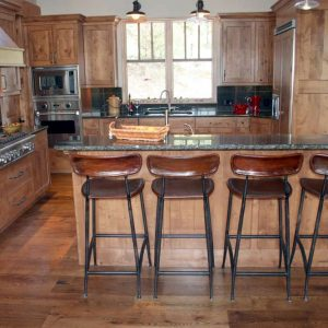 Reclaimed hardwood floors in Denver and Evergreen
