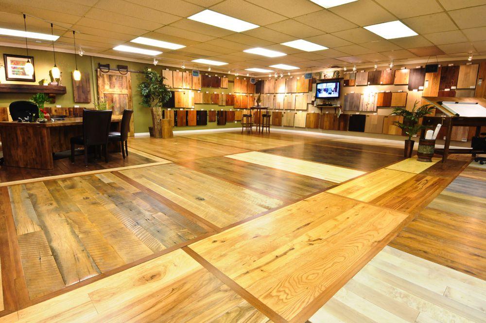 How to choose a hardwood floor pattern for your colorado for Hardwood floor showroom
