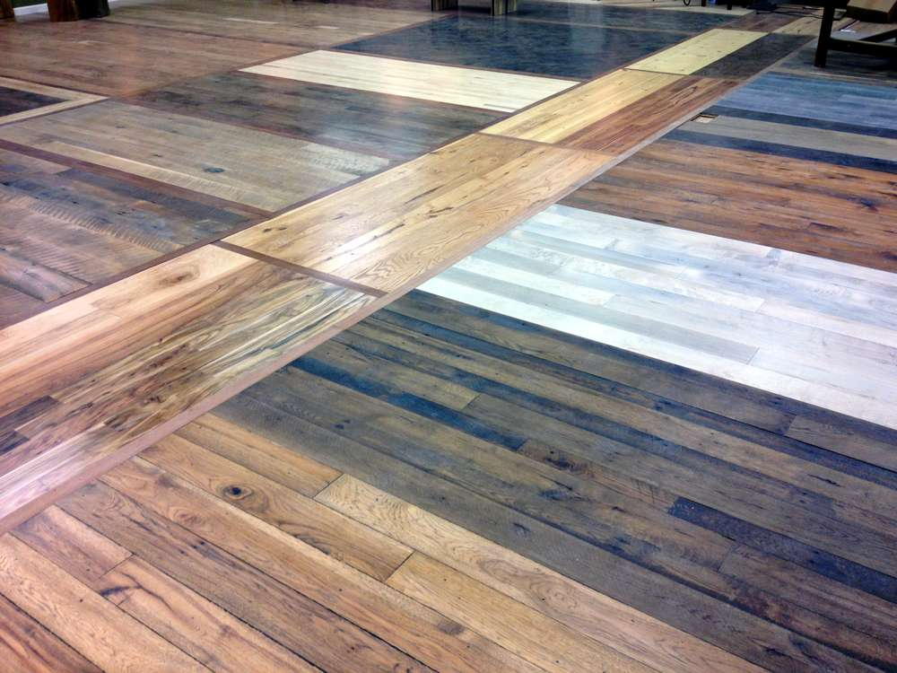 Hardwood flooring inspiration in Denver