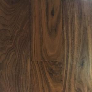 hardwood walnut floor
