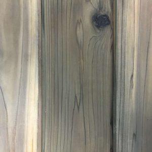Cedar Wall Treatment