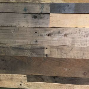 What to Know About Adding a Reclaimed-Wood Wall