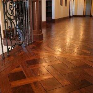 walnut floor example