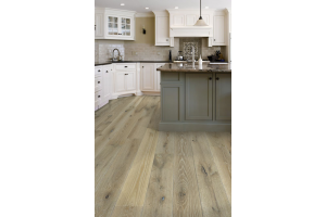 New hardwood floor installation in Denver and Evergreen, Colorado