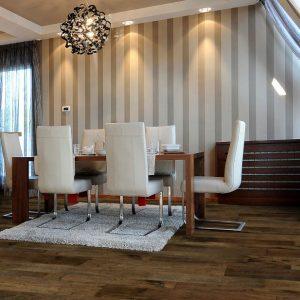 Variable width hardwood floors