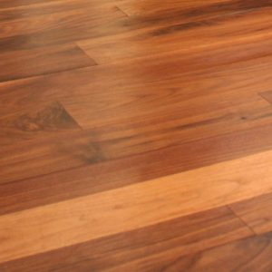 color changes on hardwood floors