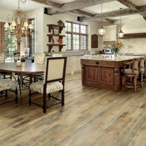 Hardwood flooring installation services in Colorado