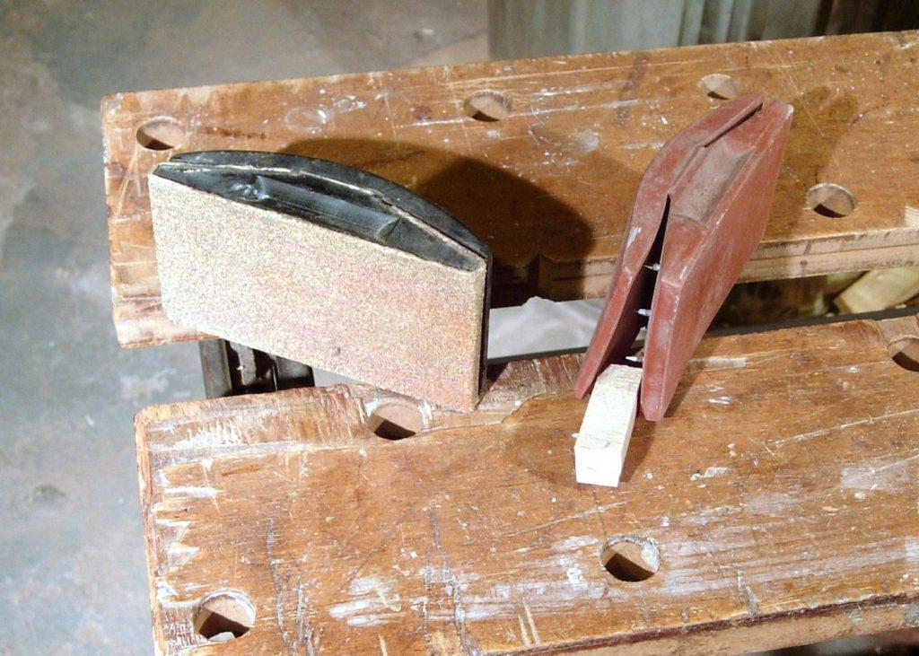 Sanding and refinishing hardwood floors