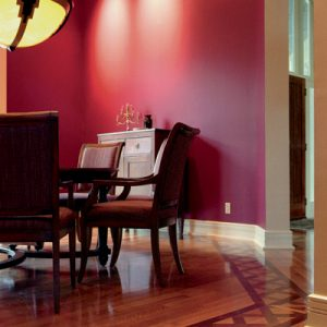 dining room hardwood floor installation or repair in Denver