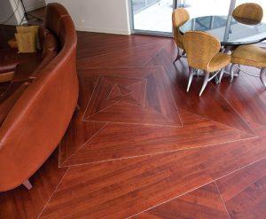 Hardwood Floors in Your Living Room