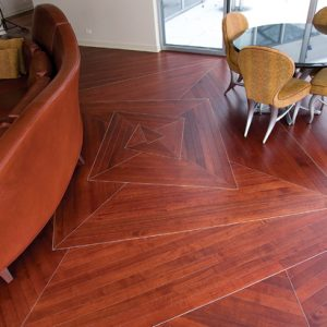 Hardwood Floors in Your Living Room