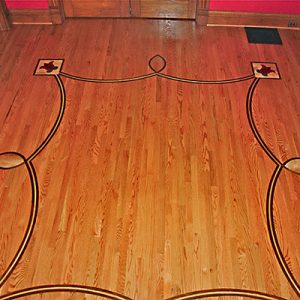 Oil-Based Polyurethane Hardwood Floor Finish