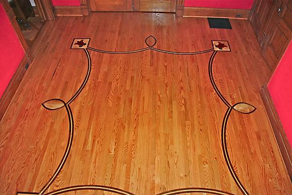high-quality hardwood floor in Denver & Evergreen