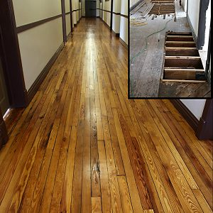 Hardwood flooring installation experts in Denver and Evergreen