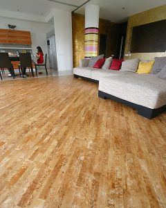 Recoating wood floors Colorado