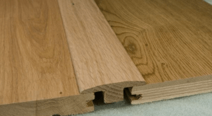 Types of hardwood flooring trim