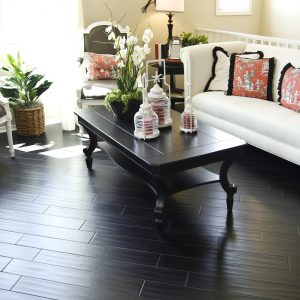 Choosing a hardwood floor