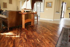 Preparing for wood floor installation