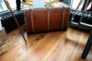 Make old hardwood floors new again
