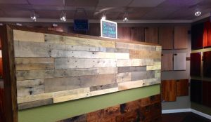Wood wall treatments Colorado