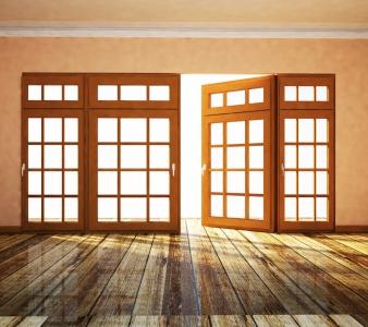 Hardwood Floors for An Open Plan Home