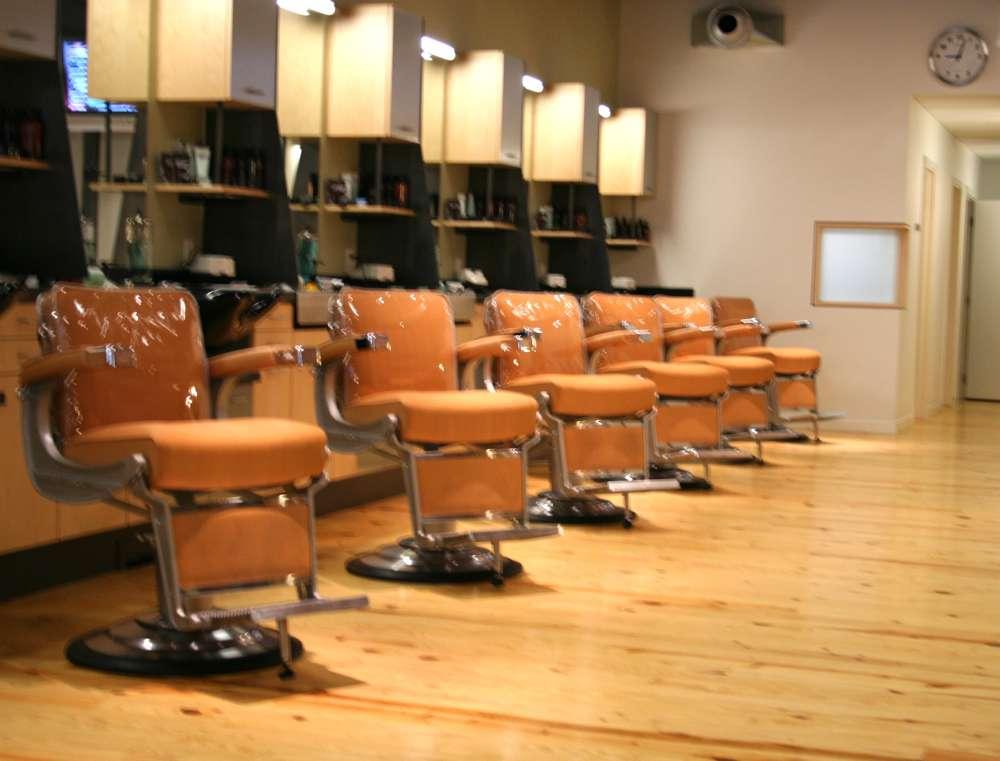 Al S Barber Shop T Amp G Flooring
