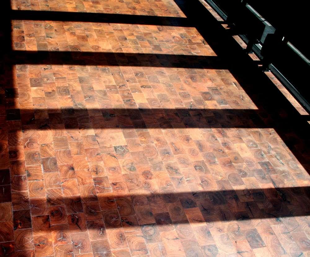 Cost Effective Wood Block Or Parquet Flooring T Amp G Flooring