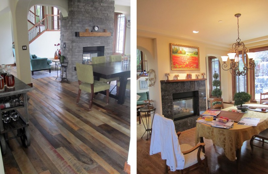 Extending Your Old Hardwood Floors To New Rooms