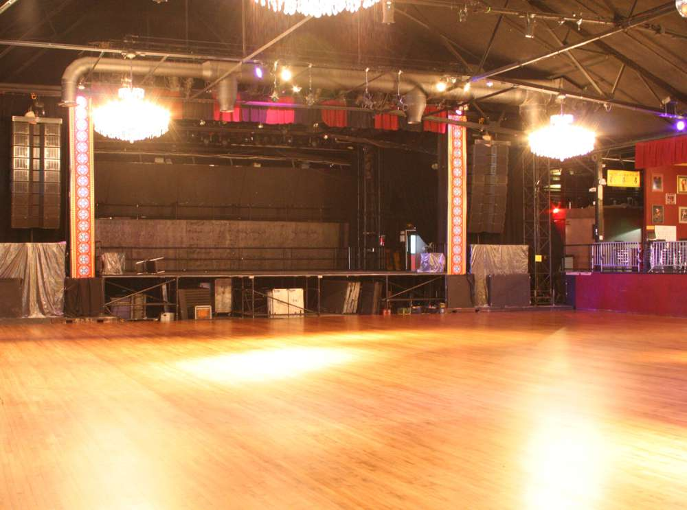 The Fillmore Auditorium T Amp G Flooring