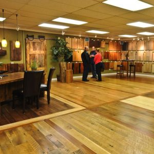 Hardwood Flooring Showroom Colorado
