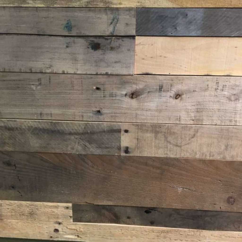What To Know About Adding A Reclaimed Wood Wall T Amp G
