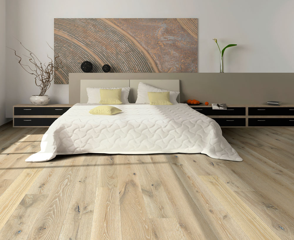 Making A Small Room Bigger With Hardwood Floors T Amp G