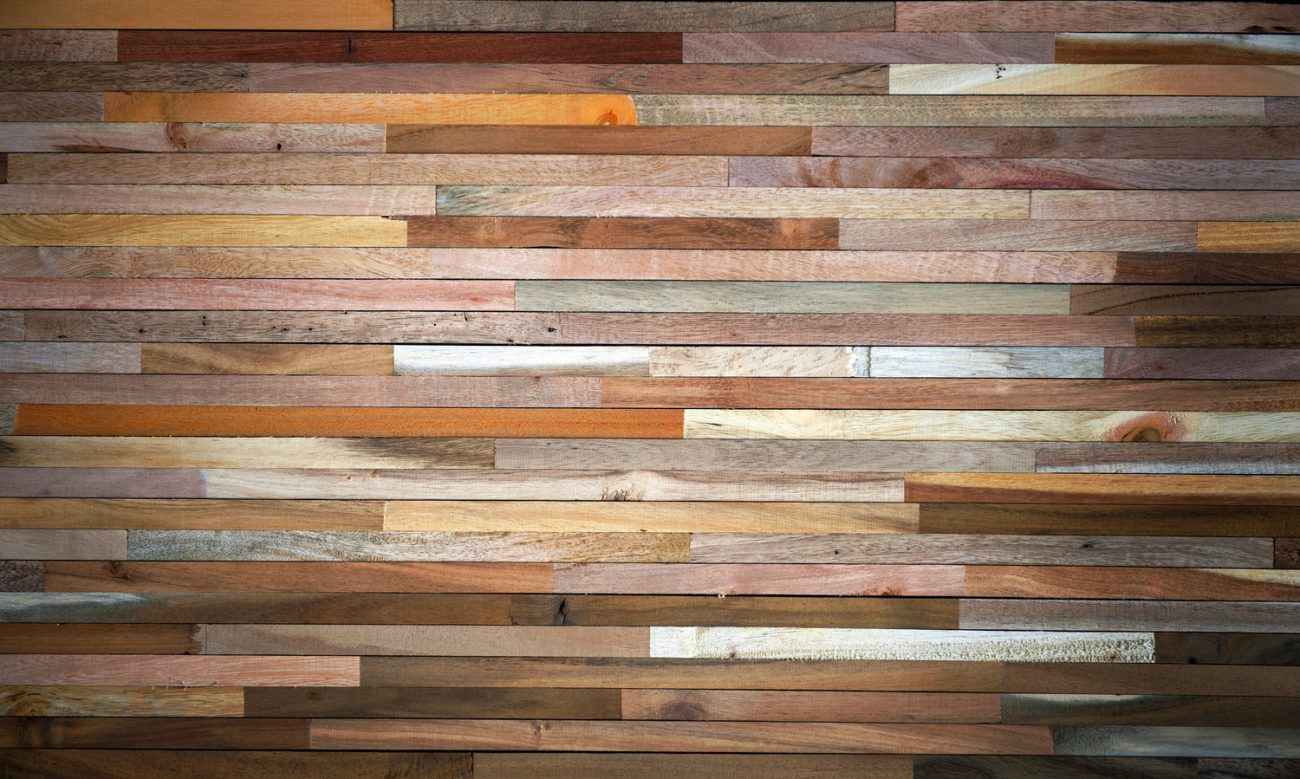 How to treat wood floors gurus floor for Adhesive reclaimed wood planks