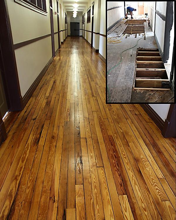 Refinishing Hardwood Floors T Amp G Flooring