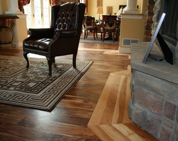 Extend The Warmth And Beauty Of Hardwood Floors To Whole House