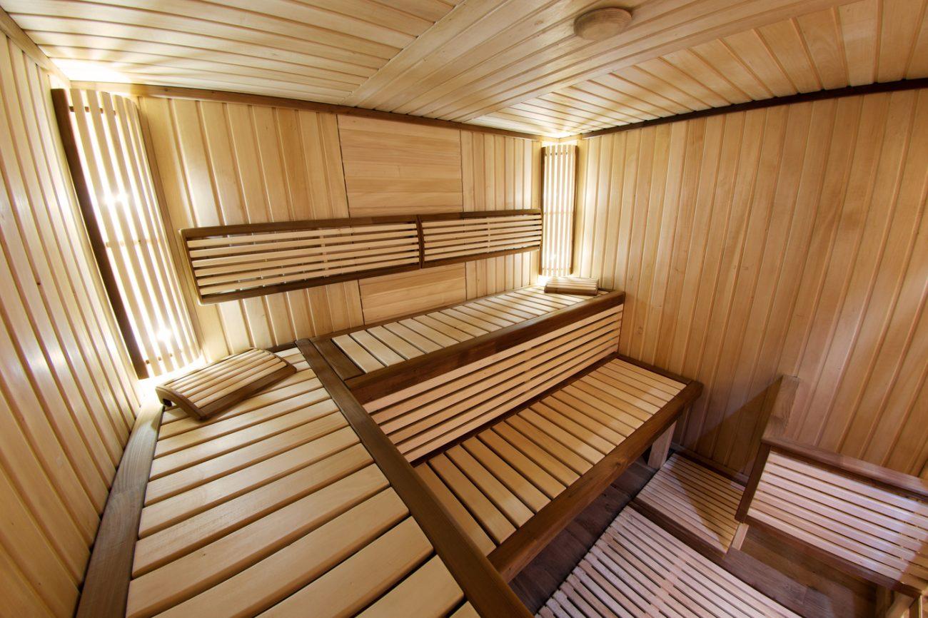 Sauna Room T Amp G Flooring